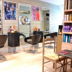 Ambiance cosy du Salon Janya